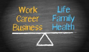 Balancing Work & Life, Career & Family, Business & Health
